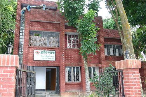 Grameen Bank in Salanga