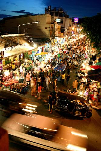 Chiang Mai Sunday Walking Market